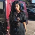 Kylie Jenner le 13 mars 2017
