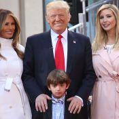Donald Trump : Enquête ouverte après un incident impliquant son petit-fils...