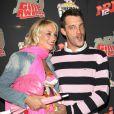 Elodie Gossuin et Bertrand heureux parents
