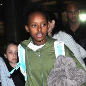 Angelina Jolie - Sa fille Zahara a tant grandi : Préado assurée de 12 ans !