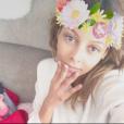 Nehuda et Laïa sur Snapchat, le 8 mars 2017.
