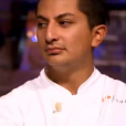 """Alexis est éliminé - """"Top Chef 2017"""" sur M6, le 22 mars 2017."""