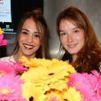 Alice Belaïdi et Anaïs Demoustier lors du lancement du 18ème Printemps du Cinéma au cinéma Pathé Beaugrenelle à Paris, France, le 19 mars 2017. © Coadic Guirec/bestimage