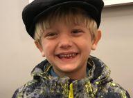 Donald Trump : Son petit-fils Tristan (5 ans) hospitalisé après un accident