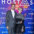 "Scarlett Johansson, Rupert Sanders - Avant-première du film ""Ghost in the Shell"" au Grand Rex à Paris, le 21 mars 2017. © Olivier Borde/Bestimage  ""Ghost In The Shell"" movie premiere held at ""Le Grand Rex"" cinema in Paris, France, on March 21st, 2017.21/03/2017 - Paris"