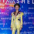 "Adwoa Aboah - Avant-première du film ""Ghost in the Shell"" au Grand Rex à Paris, le 21 mars 2017. © Olivier Borde/Bestimage"