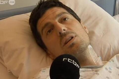 Sébastien Bellin : Le miraculé des attentats de Bruxelles toujours traumatisé