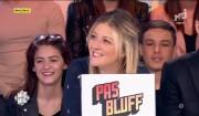 """Emilie Picch répond aux accusations d'Aymeric Bonnery dans """"Le Mad Mag"""", le 22 mars 2017 sur NRJ12."""