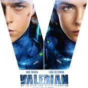Luc Besson : Valérian s'affiche avec Cara Delevingne et Dane DeHaan