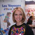 Sylvie Tellier lors de la 37ème édition du Salon du livre au parc des expositions, à la porte de Versailles, à Paris, France, le 25 mars 2017. © JLPPA/Bestimage