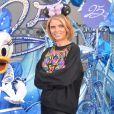 Sylvie Tellier - 25e anniversaire de Disneyland Paris à Marne-La-Vallée le 25 mars 2017 © Veeren Ramsamy / Bestimage