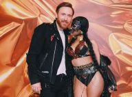 Nicki Minaj : Canon en lingerie près de David Guetta, conquis !