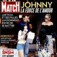 """Couverture du magazine """"Paris Match"""" en kiosques le 5 avril 2017"""