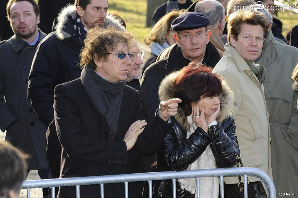 alain souchon aux obs ques de claude berri au cimeti re juif de bagneux le 15 janvier 2009. Black Bedroom Furniture Sets. Home Design Ideas