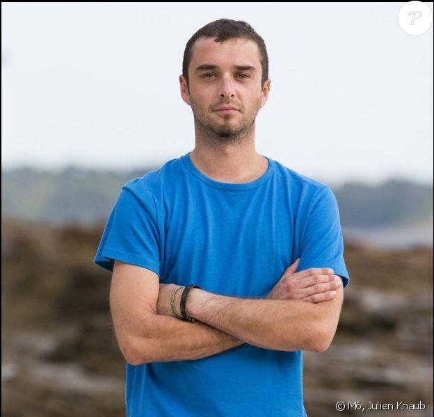 """Thibaud, candidat de """"The Island"""" sur M6, photo officielle"""