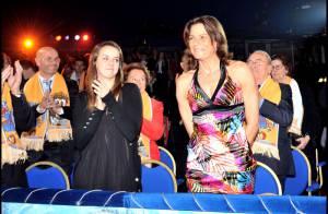 Quand Stéphanie de Monaco et sa très jolie fille Pauline s'éclatent au cirque !