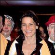 Stéphanie de Monaco au 33ème festival du Cirque de Monte-Carlo