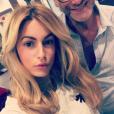 Carla des Marseillais de nouveau blonde, sur Snapchat, juillet 2016