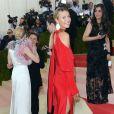 Maria Sharapova - Met Gala 2016 au Metropolitan Museum of Art à New York, le 2 mai 2016.