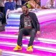 "Matthieu Delormeau et Cyril Hanouna hilares - ""TPMP"", mercredi 19 avril 2017, C8"
