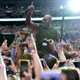 Flo Rida au Capital FM's Summertime Ball à Londres. Le 11 juin 2016.