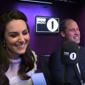 Le prince William évoque Verbier, Kate Middleton vanne: En roue libre à la radio
