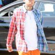 Tyga et Scott Disick sont allés faire du shopping chez Barneys New York à Beverly Hills, le 29 mars 2017.