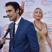 Sharon Stone : Lumineuse et engagée au côté d'un charmant Français...