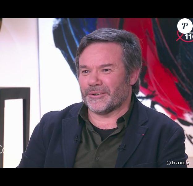 """Michel Troisgros dans l'émission """"Thé ou café"""" sur France 2, le 24 avril 2017."""