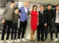 Zinedine Zidane : Sa femme sublime en bikini, entourée de ses charmants garçons
