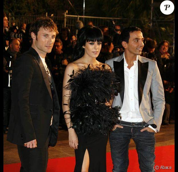 Kamel Ouali, Sofia Essaïdi et Chris Stills