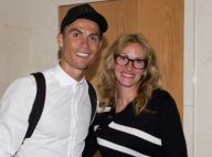 Julia Roberts impressionnée par sa rencontre avec Cristiano Ronaldo !