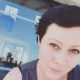 Shannen Doherty a publié une photo d'elle sur sa page Instagram au mois d'avril 2017