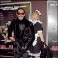 Julie Depardieu et JoeyStarr déchaînés à l'avant-première du Bal des actrices, le 19/01/09