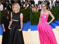 Paris Jackson, élégante et sexy, rivalise avec Lily-Rose Depp au Met Gala