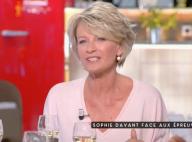 """Sophie Davant hospitalisée """"à cause"""" de Gérard Holtz: """"J'ai pas pu lui dire non"""""""