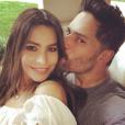 Sofia Vergara et son mari Joe Manganiello sont toujours très amoureux - Photo publiée sur Instagram le 1er mai 2017