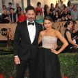 Sofia Vergara et son mari Joe Manganiello à l'arrivée des Screen Actors Guild Awards (SAG Awards) au Shrine Hall à Los Angeles le 29 janvier 2017. © CPA / Bestimage