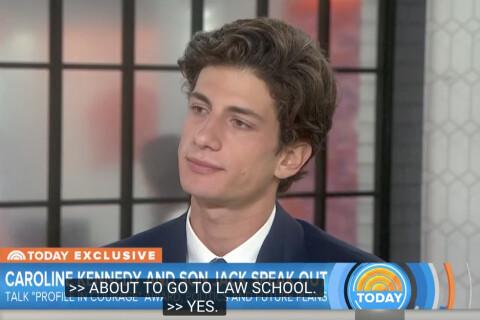 John F. Kennedy : Son seul petit-fils, Jack Schlossberg, est canon et se révèle