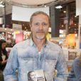 Emmanuel Petit - 33e Salon du Livre au Parc des expositions de la Porte de Versailles, Paris le 18 mars 2016 © Pierre Prusseau / Bestimage
