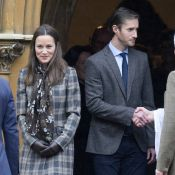 Pippa Middleton et James Matthews : Très épris à l'église, à 11 jours du mariage