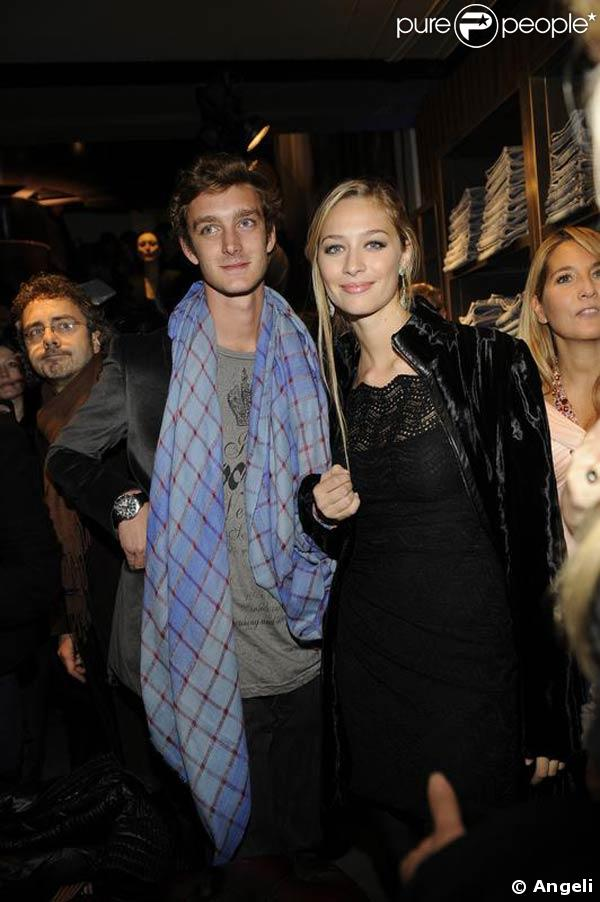 Pierre Casiraghi et Beatrice Borromeo passent une soirée mouvementée, sous le signe de la mode ! 20/01/09