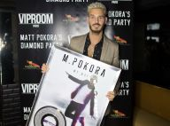 M. Pokora fête son premier disque de diamant avec... Une star du PSG