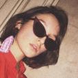 Emma (19 ans), la fille de Stéphane Rotenberg.