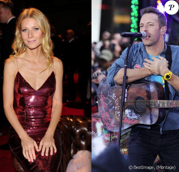 Gwyneth Paltrow à Berlin, le 1er février 2014. Chris Martin à New York le 21 octobre 2011. En 12 ans de vie commune, l'actrice et le chanteur n'ont jamais foulé le tapis rouge ensemble.