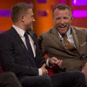 """Guy Ritchie : Il affirme partager la même """"salle de sport gay"""" que David Beckham"""