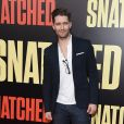 """Matthew Morrison à la première de """"Snatched"""" au Village Theatre à Los Angeles, le 10 mai 2017."""