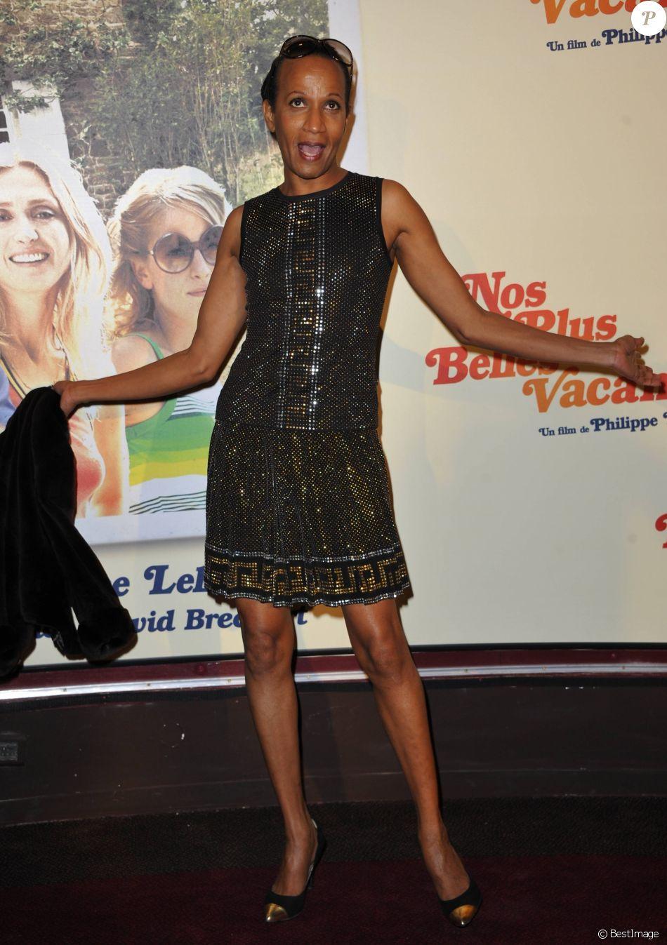 Vincent McDoom lors de l'avant-première du film  Nos plus belles vacances  à Paris, le 13 février 2012.