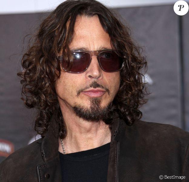Chris Cornell à Los Angeles le 11 avril 2012.