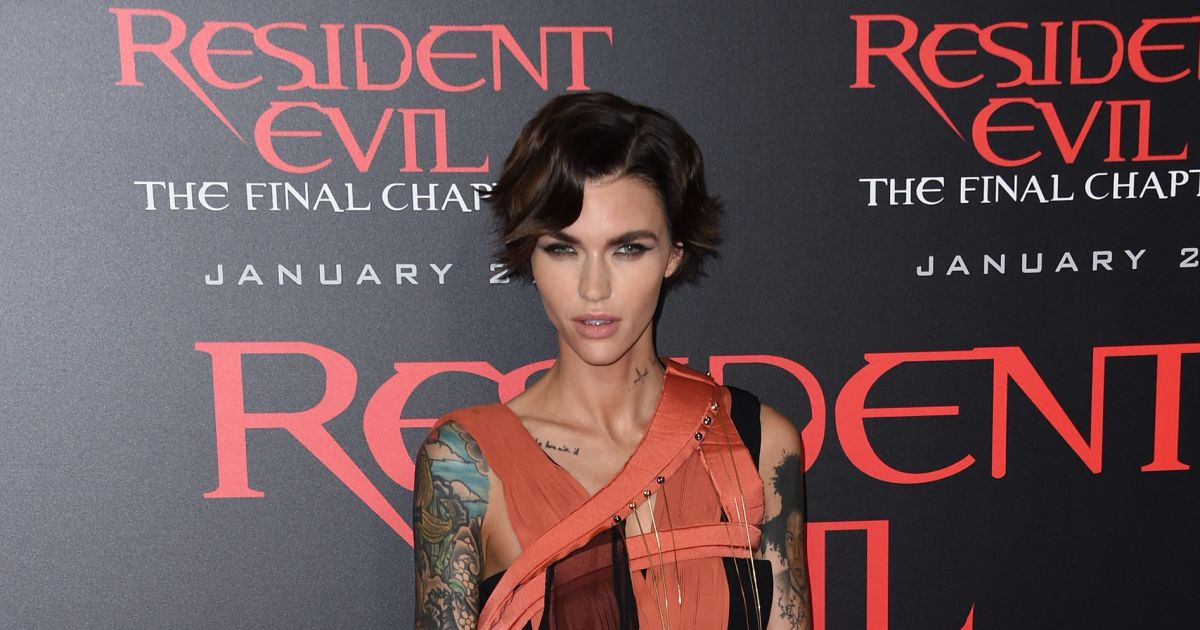 Resident Evil The Final Chapter 23: Ruby Rose à La Première De 'Resident Evil: The Final